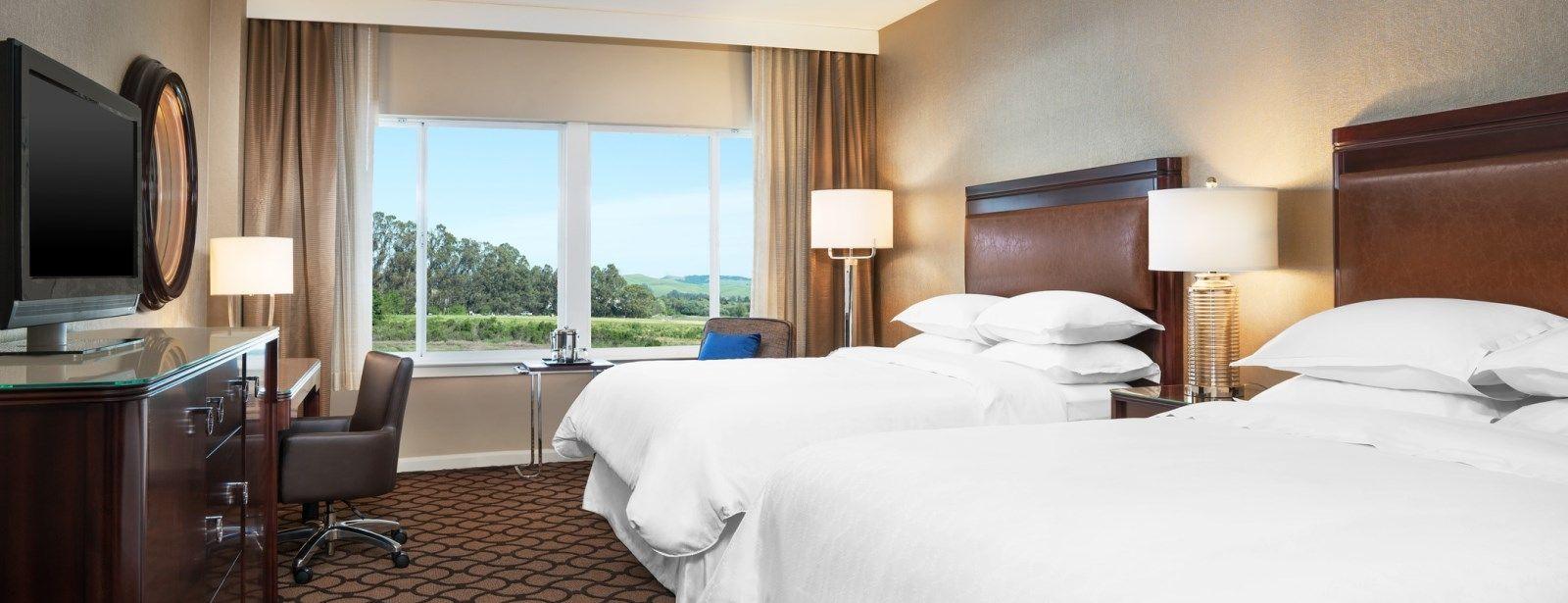 Sheraton Sonoma County – Petaluma Hotel  – Traditional Room